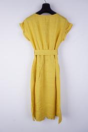 Amelie-amelie - Lang kleed - Oker