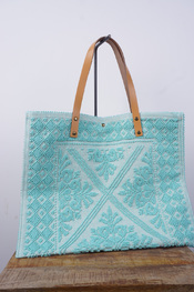 Garde-robe - Handtassen - Turquoise