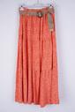 Garde-robe - Lange Rok - Oranje