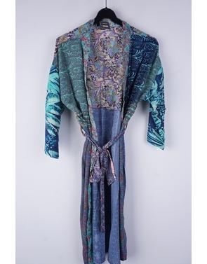 Garde-robe - Kimono - Blauw