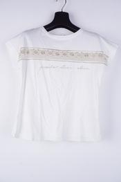 Garde-robe - T-shirt - Ecru