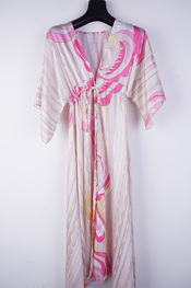 Garde-robe - Lang kleed - Roze