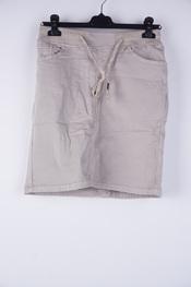 Garde-robe - Korte Rok - Beige
