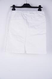 Garde-robe - Korte Rok - Wit