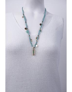 Garde-robe - Halsketting - Groen