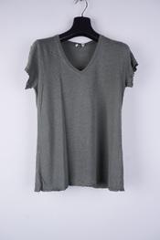 Garde-robe - T-shirt - Kaki