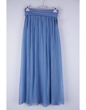 Garde-robe - Halflange Rok - Blauw