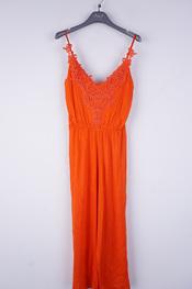 Amelie-amelie - Jumpsuit - Oranje