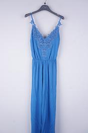 Amelie-amelie - Jumpsuit - Blauw