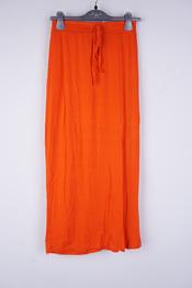 Amelie-amelie - Lange Rok - Oranje