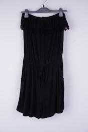 Amelie-amelie - Jumpsuit - Zwart