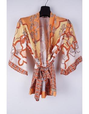 Garde-robe - Kimono - Oranje