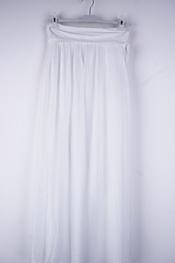 Garde-robe - Halflange Rok - Wit