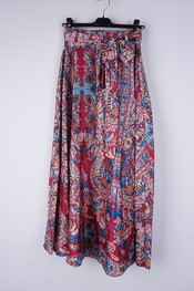 Garde-robe - Lange Rok - Bordeaux