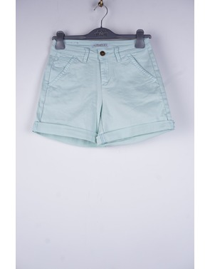 Garde-robe - Short - Turquoise