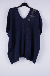 Garde-robe - Pull - Marine