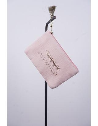 Garde-robe - Portefeuille - Roze