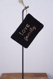 Garde-robe - Portefeuille - Zwart