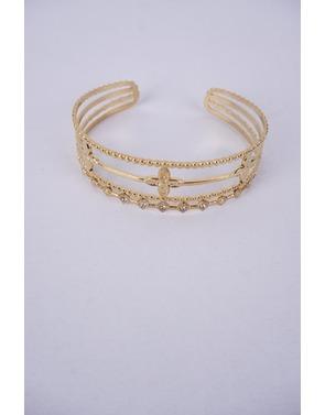 Garde-robe - Armband - Goud