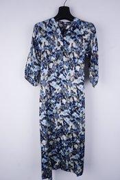Soya - Lang kleed - Blauw