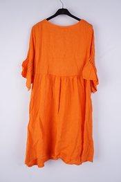 Garde-robe - Halflang Kleedje - Oranje