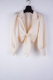 Garde-robe - Blouse - Beige