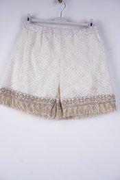 Garde-robe - Short - Ecru