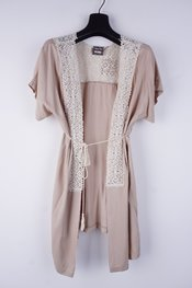Garde-robe - Kimono - Taupe