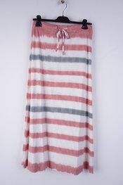 Garde-robe - Lange Rok - Roze