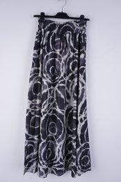 Garde-robe - Lange Rok - Zwart