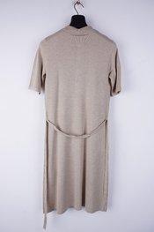 Soya - Lang kleed - Beige