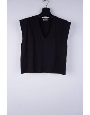 Garde-robe - T-shirt - Zwart