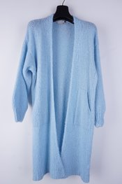 Amelie-amelie - Gilet - Blauw