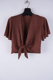Garde-robe - Top - Bruin