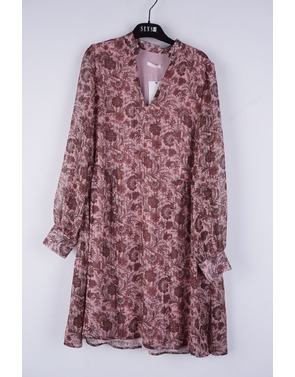 Senso - Halflang Kleedje - Roze