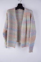 Amelie-amelie - Gilet - Multicolor