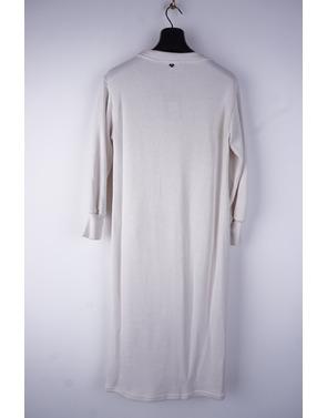 Amelie-amelie - Lang kleed - Ecru