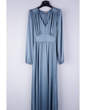 Rinascimento - Lang kleed - Blauw