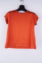 Amelie-amelie - Top - Donker oranje