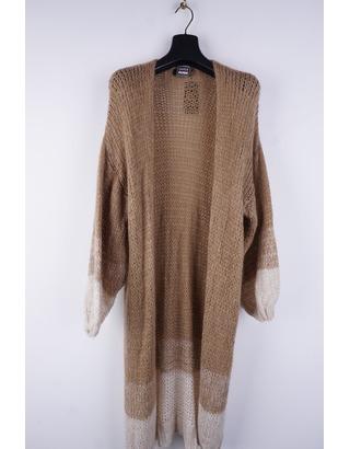 Garde-robe - Gilet - Bruin