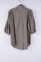 Garde-robe - Top - Zwart-beige