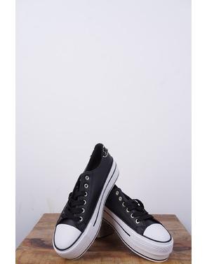 Garde-robe - Sneakers - Zwart