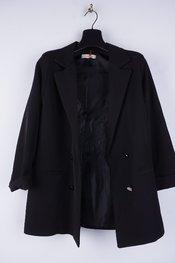 Amelie-amelie - Blazer - Zwart