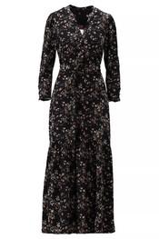K-design - Lang kleed - Zwart-beige