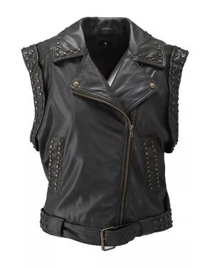 K-design - Gilet - Zwart