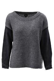 K-design - Pull - Donker grijs
