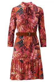K-design - Halflang Kleedje - Roze