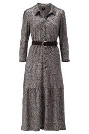 K-design - Lang kleed - Zwart-goud