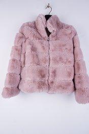 Garde-robe - Jas - Roze