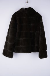 Garde-robe - Jas - Kaki